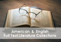 American & English Full text literature collection